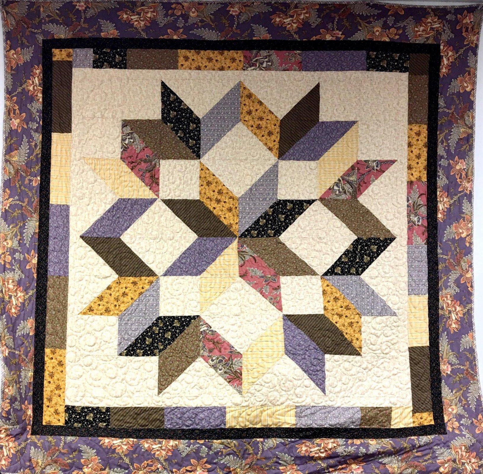 Carpenter Star Quilt Kit