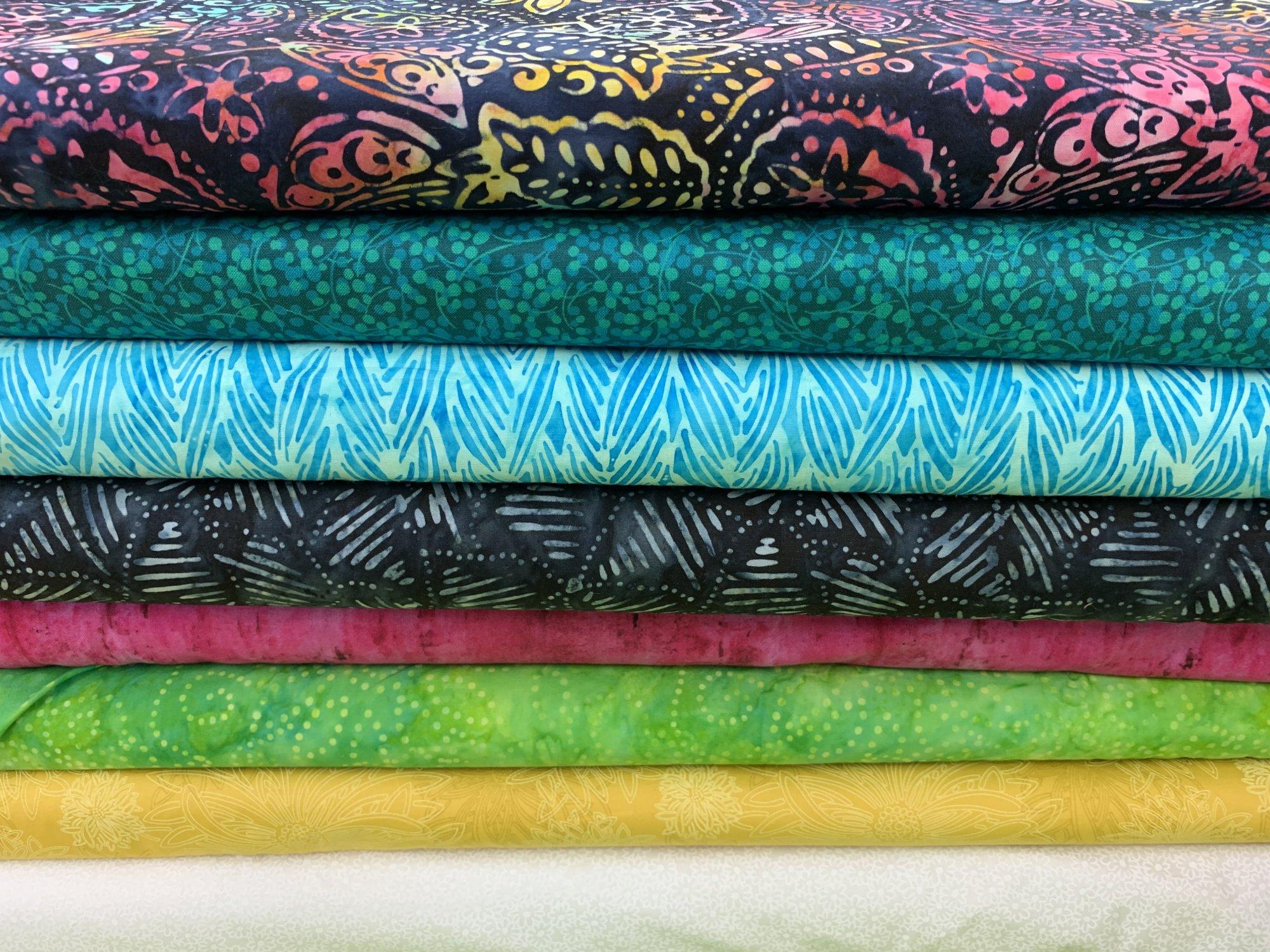 Beyond the Qube sew a long kit #3