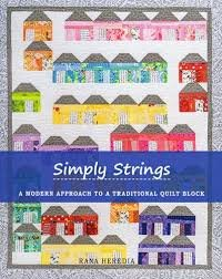 Simply Strings by Rana Heredia