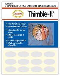 Thimble-It Adhesive Thimble Item #60229