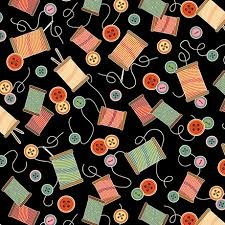 Sewing Mend the Soul by Quilting Treasures 26083-J
