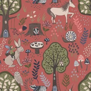 Enchanted Forest for Lewis & Irene LTD A185-2