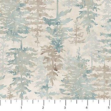 Misty Mountain Flannel by Northcott Fabrics F22978-14