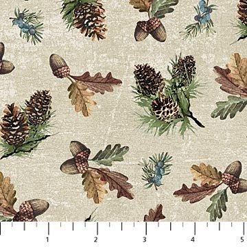 Outdoor Adventure Flannel by Northcott Fabrics 3189-12