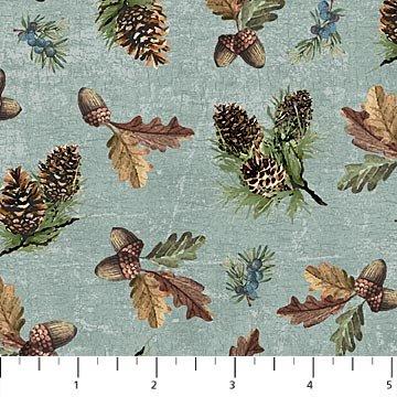 Outdoor Adventure Flannel by Northcott Fabrics 3189-63