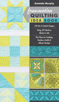 Free-Motion Quilting Idea Book