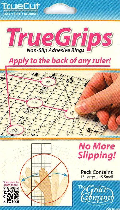 TrueGrips Non-slip Adhesive Rings 072016