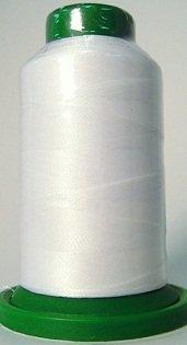 Isacord Thread 5000m-Silky White
