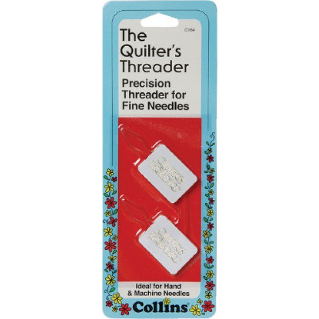 The Quilter's Threader Precision Threader for Fine Needles 100616