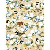 Feather Your Nest by Nancy Mink for Wilmington Prints 33780 121