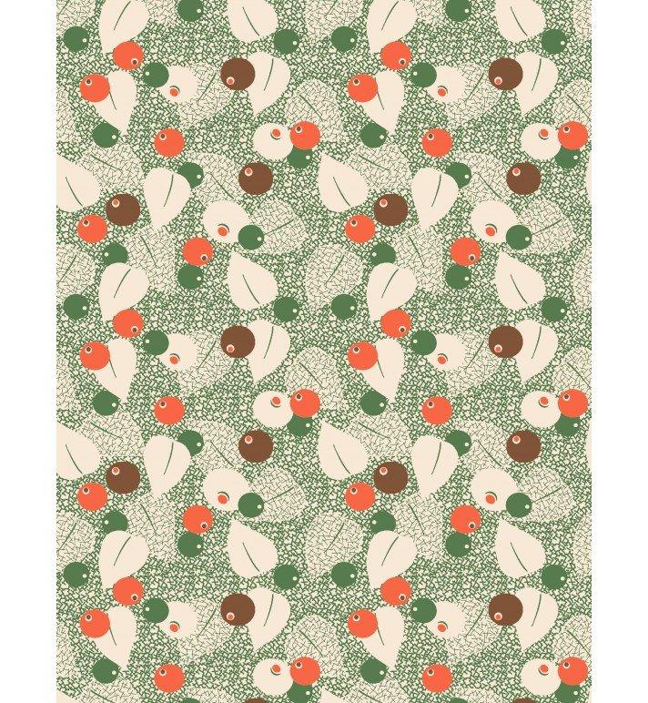 Fall Frolic Yardage Fabric by Kaye England for Wilmington Prints 98565 178