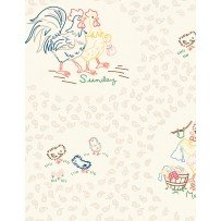Chicken Scratch by Kaye England for Wilmington Prints 98623-143