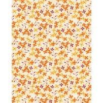 Autumn Road by Katie Doucette for Wilmington Prints 54535-285
