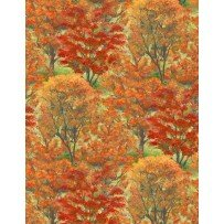 Autumn Grove by Wilmington Prints 72267-728
