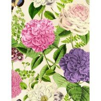 Flower Show by Anne Rowan for Wilmington Prints 68421-173