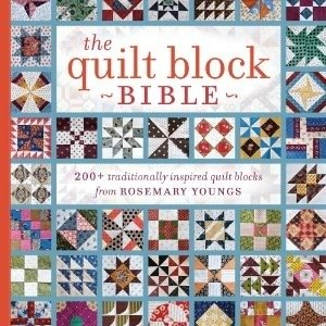 The Quilt Block Bible Book by Rosemary Youngs