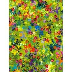 Flourish by RJR Fabrics RJ1103-PE1D