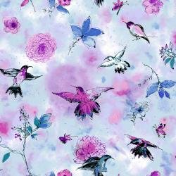 Bloom Bloom Butterfly by RJR Fabrics 1201 SK2