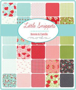 Little Snippet Charm Pack by Moda Fabrics