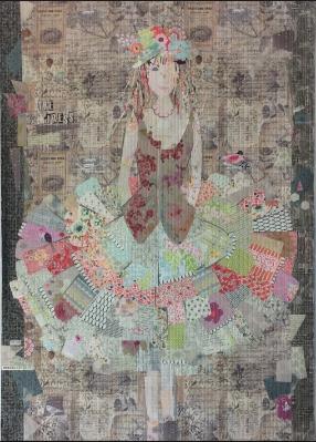 THE DRESS- BY LAURA HEINE