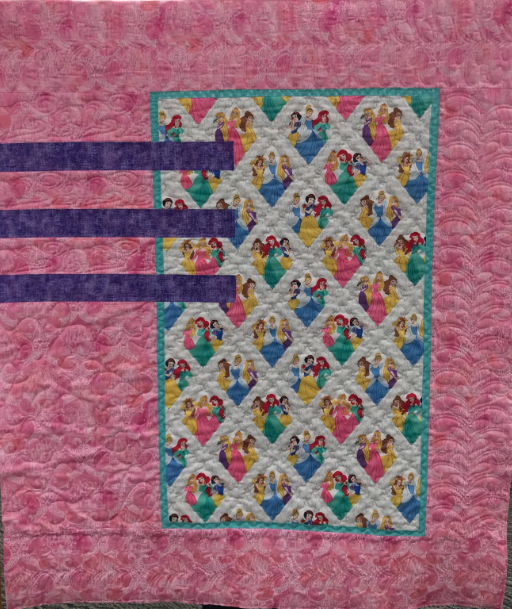 Princess Quilt Kit