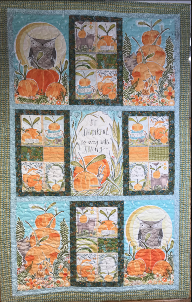 Fall Goodness Quilt KiT
