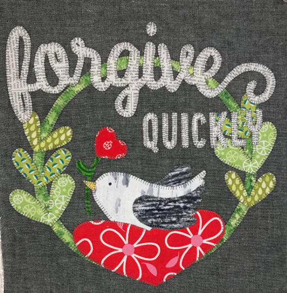 HOME GROWN - FORGIVE BLOCK
