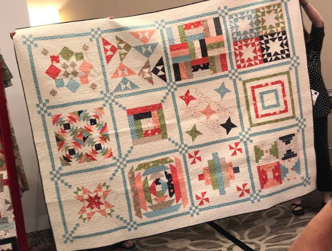 SUNDAY BEST SEW A LONG QUILT KIT