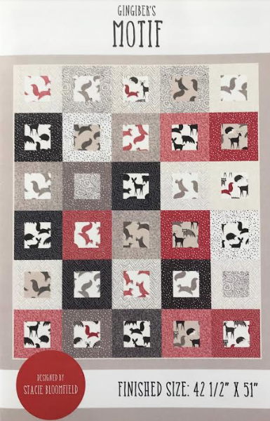 Gingiber's Motif Quilt Kit