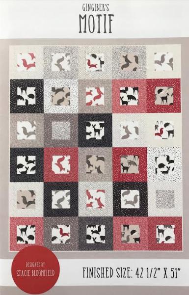 Gingerber's Motif Quilt Kit