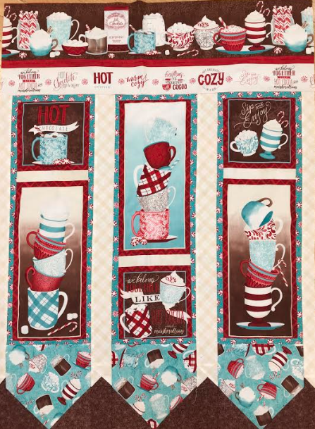 CUPPA COCOA QUILT KIT