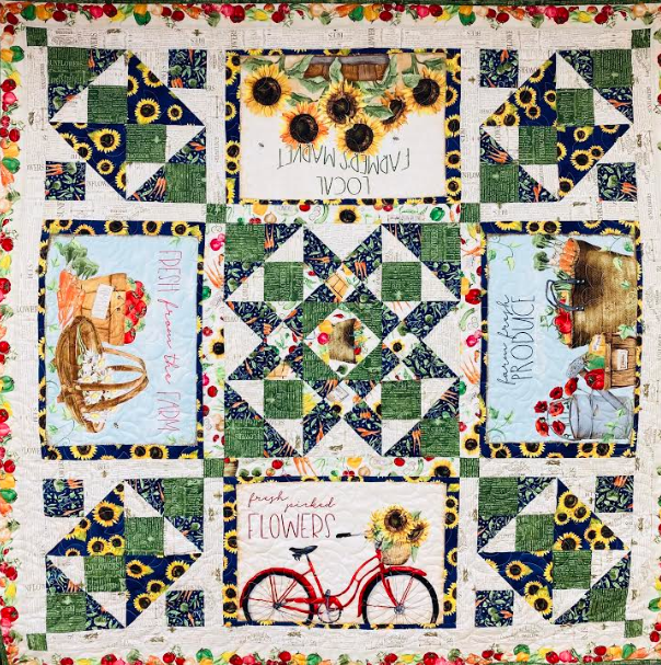 Country Road Market Table Topper Kit