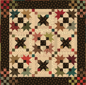 Pleased as Punch quilt kit