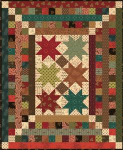 Hickory Dickory mini quilt kit