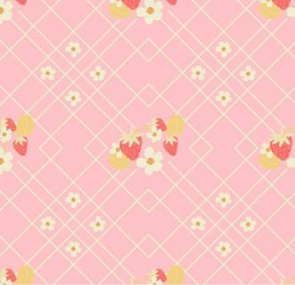 Strawberry Jam C9373 Pink