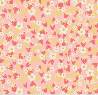 Strawberry Jam C9374 pink