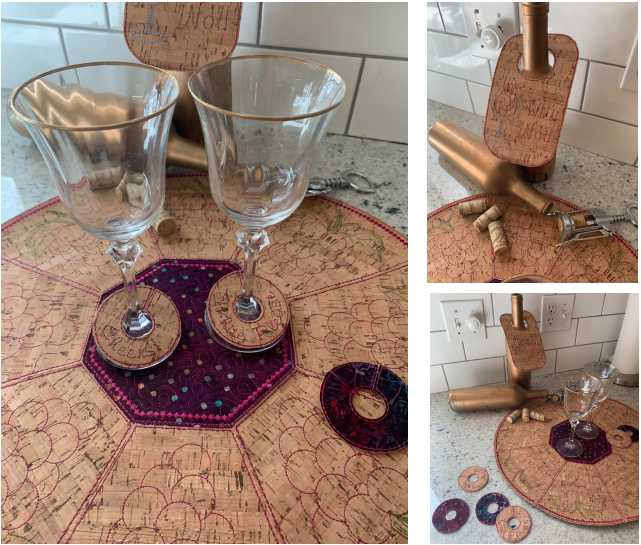 Hoopsister's Wine Down Project Designs Preorder