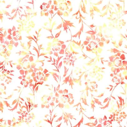 Batik - T2383-480-Creamsicle