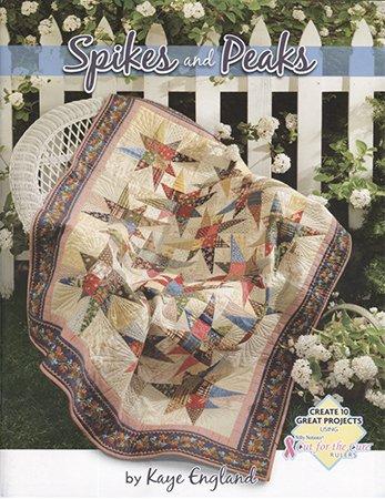 Spikes & Peaks by Kaye England