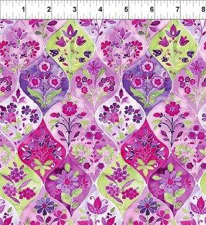 Ajisai by Jason Yenter for In the Beginning Fabrics 3AJI 3