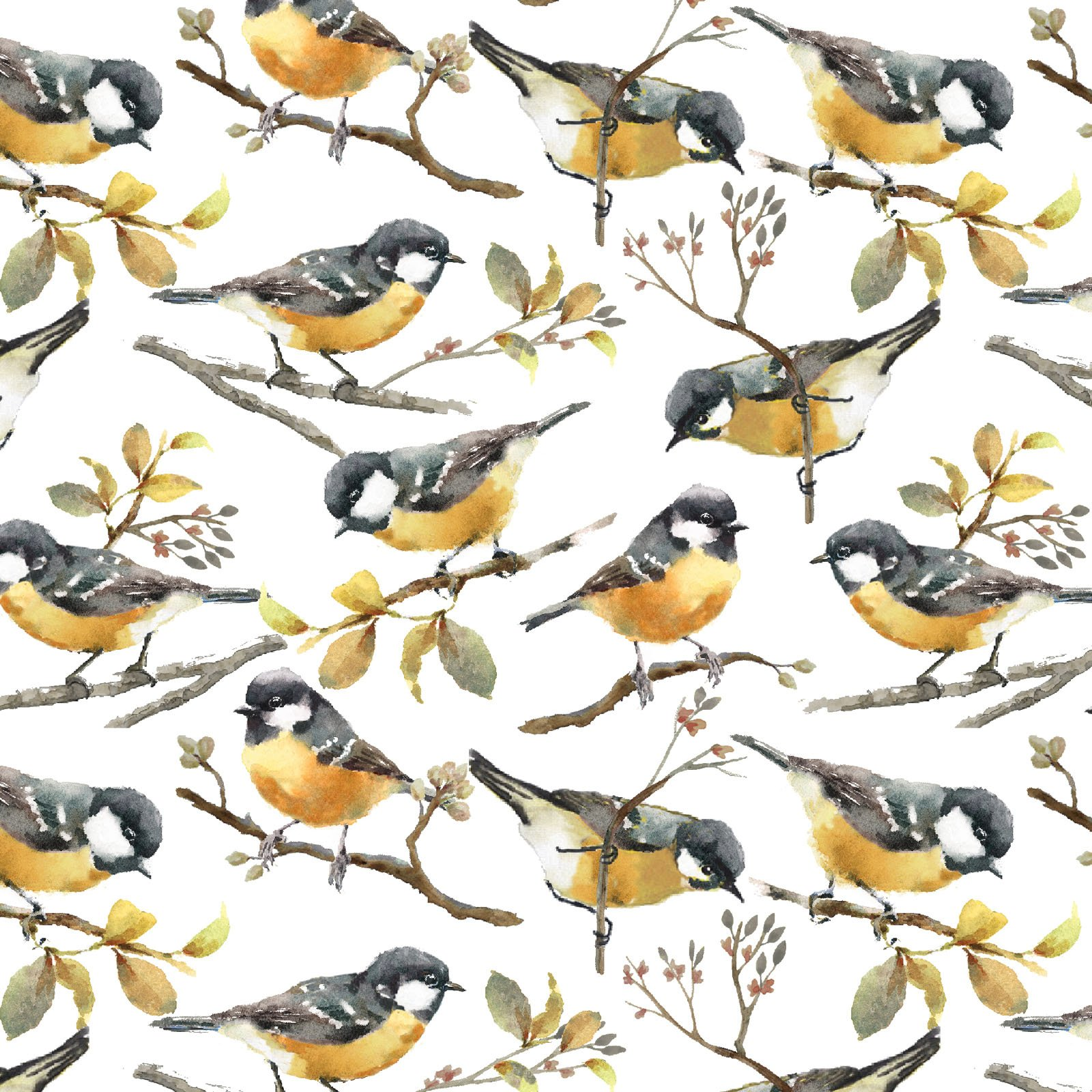Songbirds  3WI12231-WHI