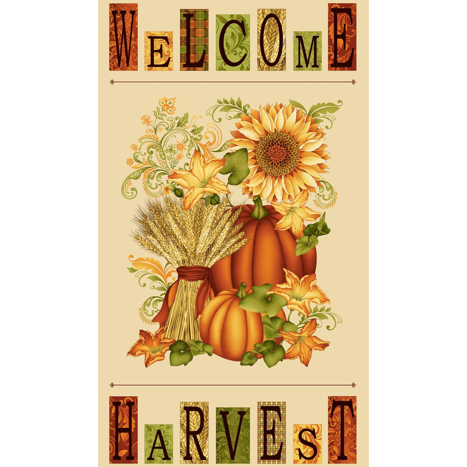Welcome Harvest