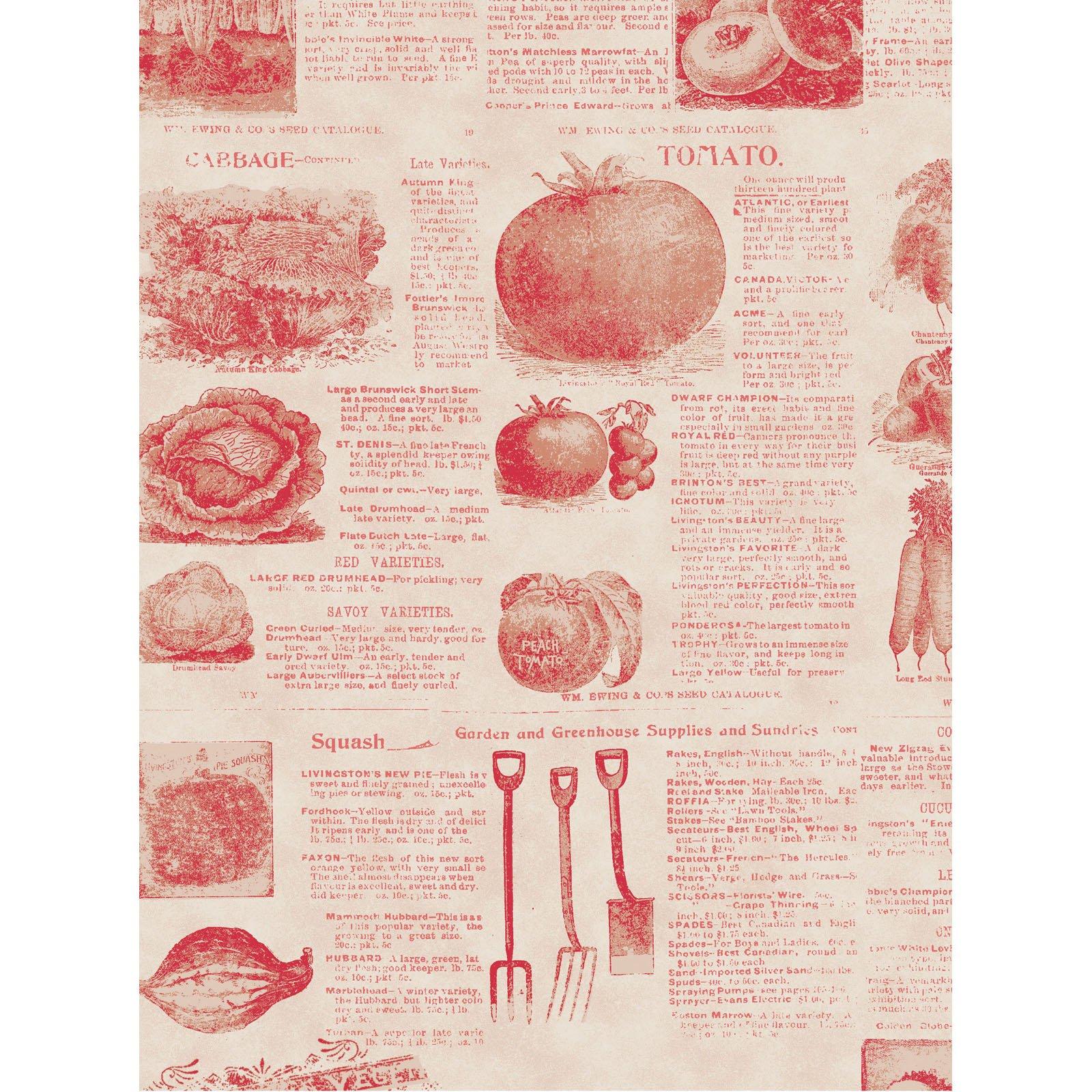 Vintage Seedpackets 1663-80