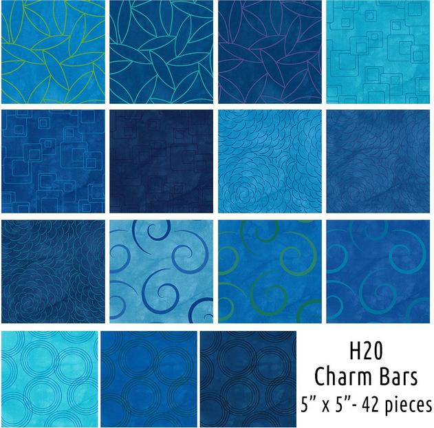 H2O Charm Bars