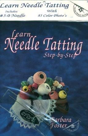 Learn Needle Tatting Book/Needle