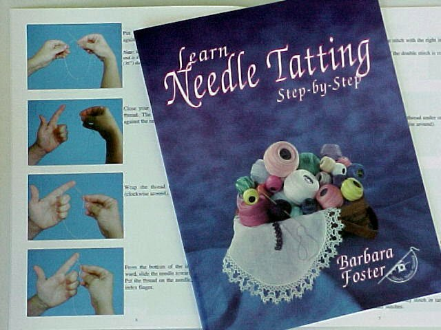 Learn Needle Tatting Book