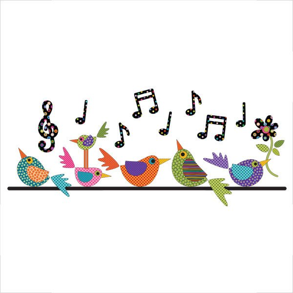 Song Birds  UEA-1320