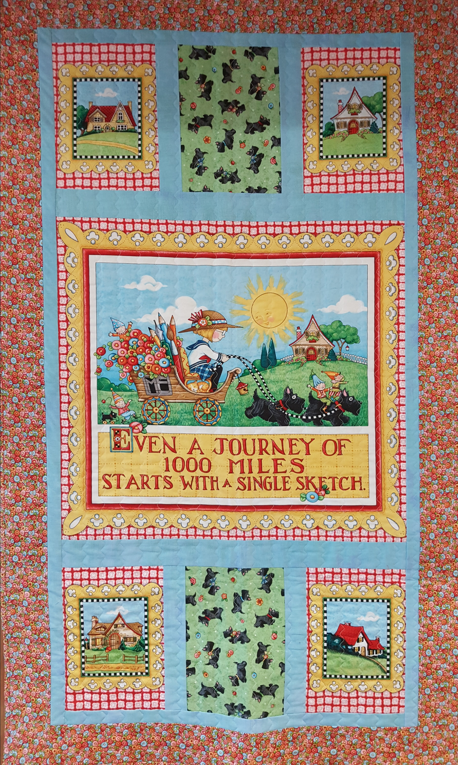 Mary's Journey Quilt KIT