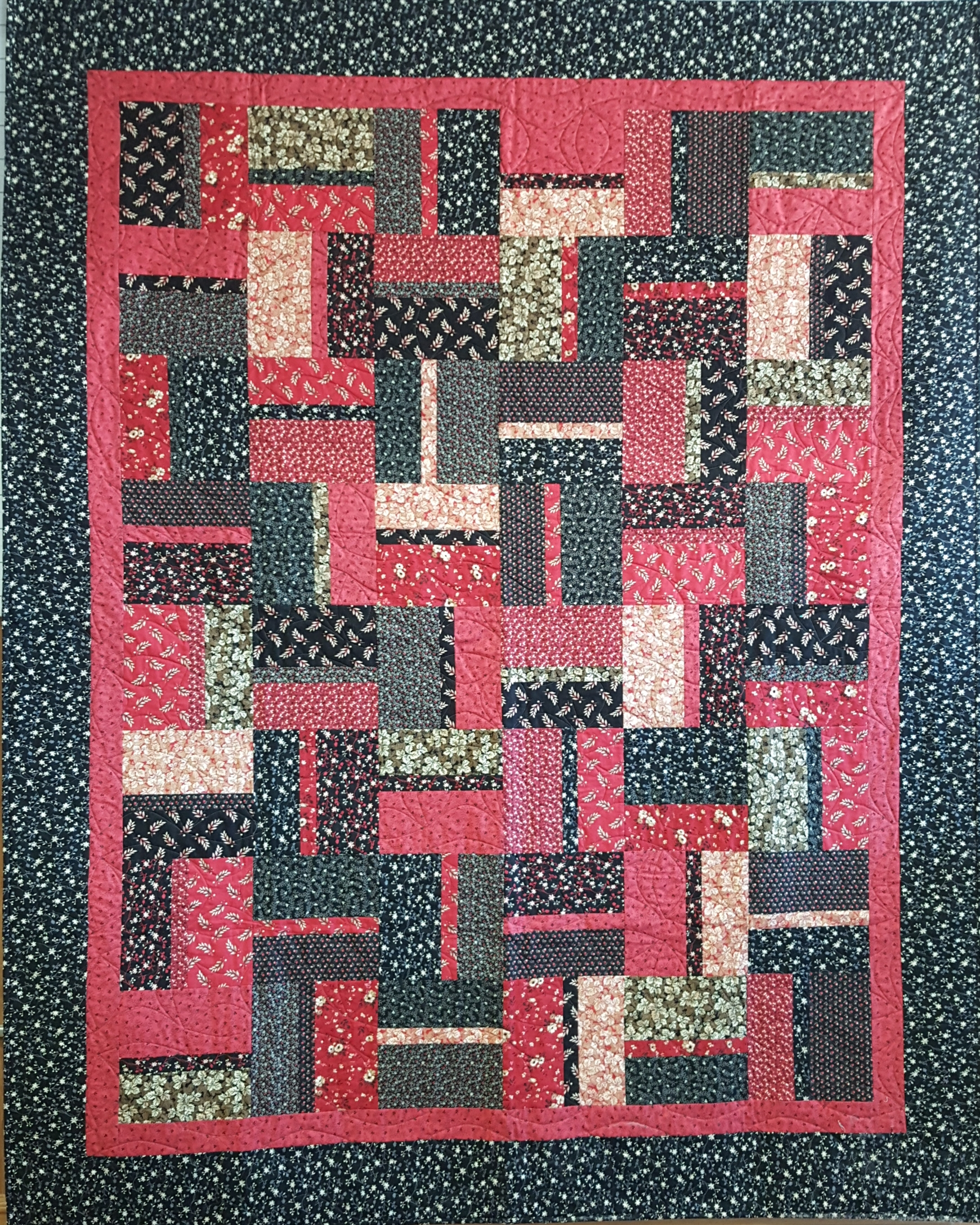 Counting Game Wisdom Quilt KIT