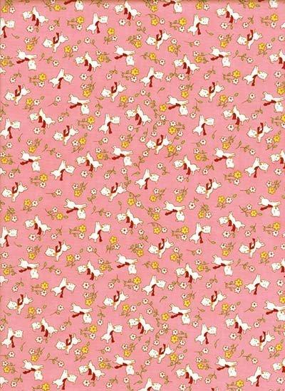 Aunt Grace Pink Dog R35 8079 0326